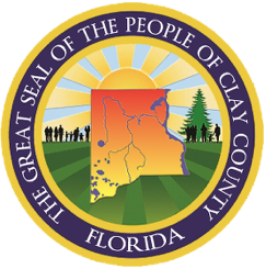 Seal of Clay County Florida